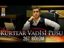 Kurtlar Vadisi Pusu 267-серия | 267-Bolum