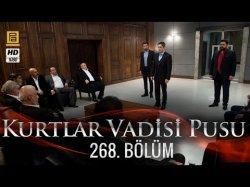 Kurtlar Vadisi Pusu 268-серия | 268-Bolum