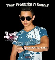 Timur production ft Ramzes - Xayr Maktabim